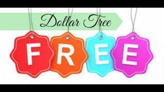 DOLLAR TREE COUPON HAUL