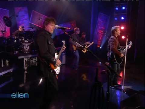 Bon Jovi - We Weren't Born to Follow [Live on Ellen 11-23-09]
