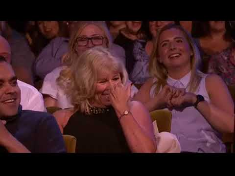 Holly willoughby friends on michael mcintyre show