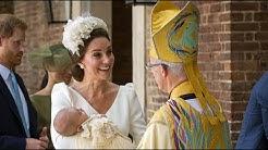 William und Kate: Taufe für den kleinsten Prinzen