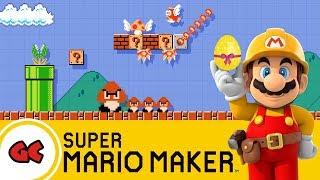 Super Mario Maker   EasterEggs