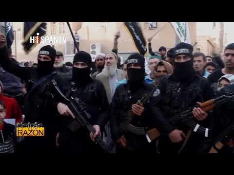 Rusia y Sira exterminan a los terroristas...