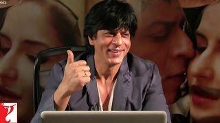 Video Live Video Chat with Shah Rukh Khan | Jab Tak Hai Jaan | Part 1 download MP3, 3GP, MP4, WEBM, AVI, FLV April 2018