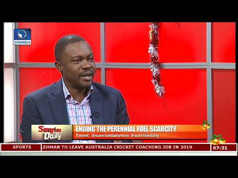 Esele Foresees Increase In Subsidy,Fuel Pump Price In 2018 Pt.1 |Sunrise Daily|