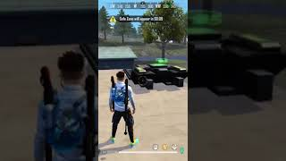 #Shorts Only Red Number 1vs2 Best Gameplay 🤣   Garena Free Fire 🔥