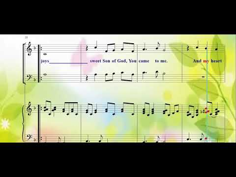 To Christmas by Don Marsh SATB Listen... The Sounds of His Love