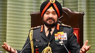 Strong Message Given To Pakistan Says Former Army Chief General Bikram Singh