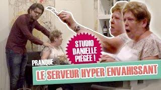 Pranque: гиперинвазивный сервер (Грег Гиллотин) VS Studio Danielle