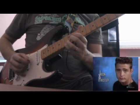 Beverly Hills 90210 Theme Guitar Cover By Komo