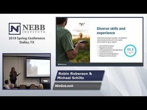 Robin Smith Roberson & Michael Schiltz - NEBB / ISBA Spring Conference 2019