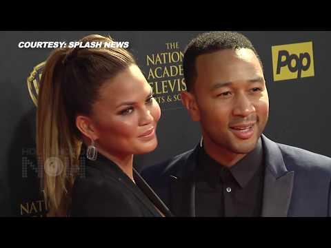 Chrissy Teigen Gives Birth To Baby Boy | John Legend