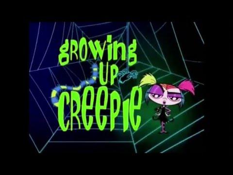 Growing Up Creepie - Theme Song (Latin Spanish)