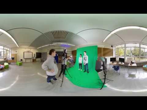 Ernst-Reuter-Schule Karlsruhe: Wie sieht der Unterricht mit digitalen Medien aus?