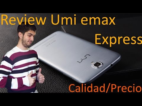 Review Express Umi emax (Español España)