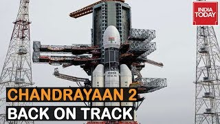 India's Moon Mission Chandrayaan 2 To Take Off On July 22nd