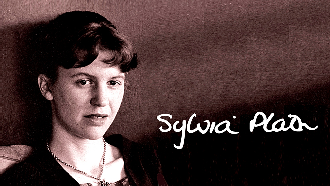 sylvia plath reads daddy 1962 with intro cc english deutsch