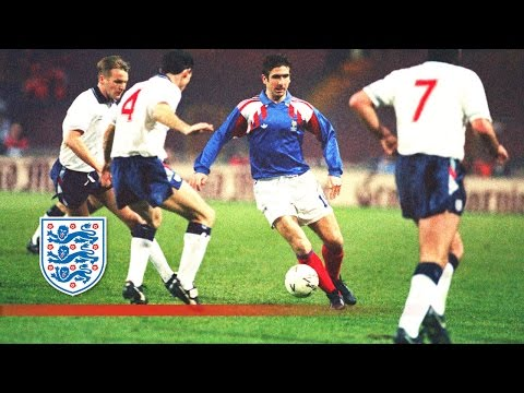 England v France (1992) | From The Archive
