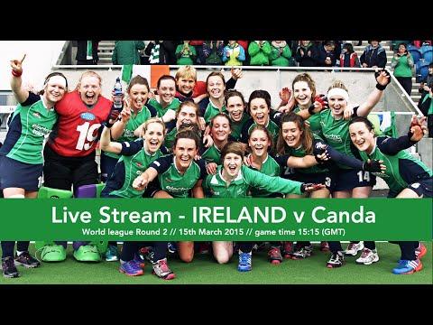 Ireland 2 (A Connery, K Dillon) Canada 1 (T Culley)