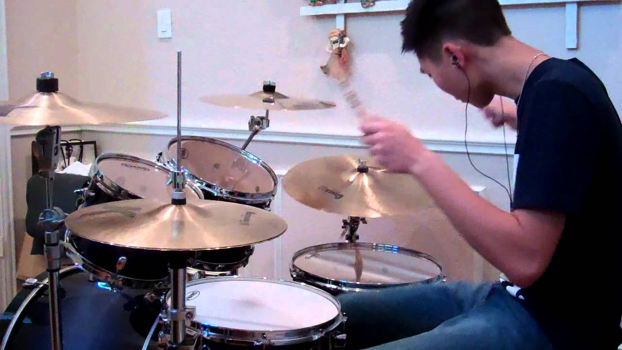 Father of Lights - Jesus Culture (Drum Cover) [HD]