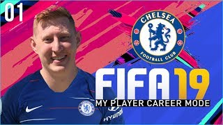 FIFA 19 My Player Career Mode Ep1 - VOTE ON MY FUTURE!!
