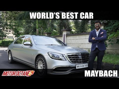 Mercedes Maybach - Best Car in the World?  | Hindi | MotorOctane