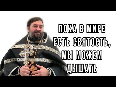 Пока есть монашество - есть будущее! Протоиерей  Андрей Ткачёв.