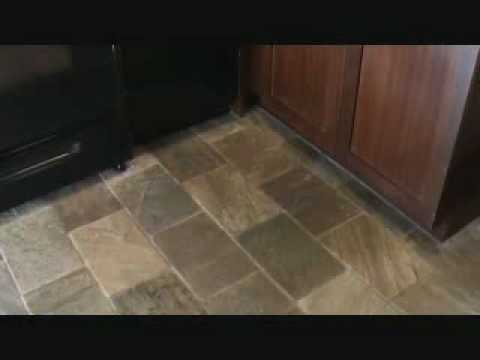 How To Clean A Natural Stone Tile Floorroduction Only Youtube