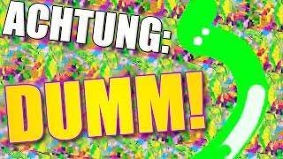ACHTUNG: DUMME WEBSITES!