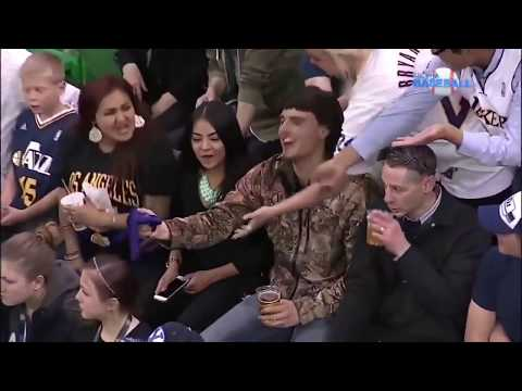 The Most Disrespectful Fan Moments Of Sport History – Compilation