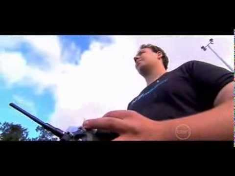 The University of Melbourne Multicopter- Television Appearance