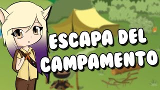 CAMP ESCAPE ? Roblox Escape the Camp in Spanish