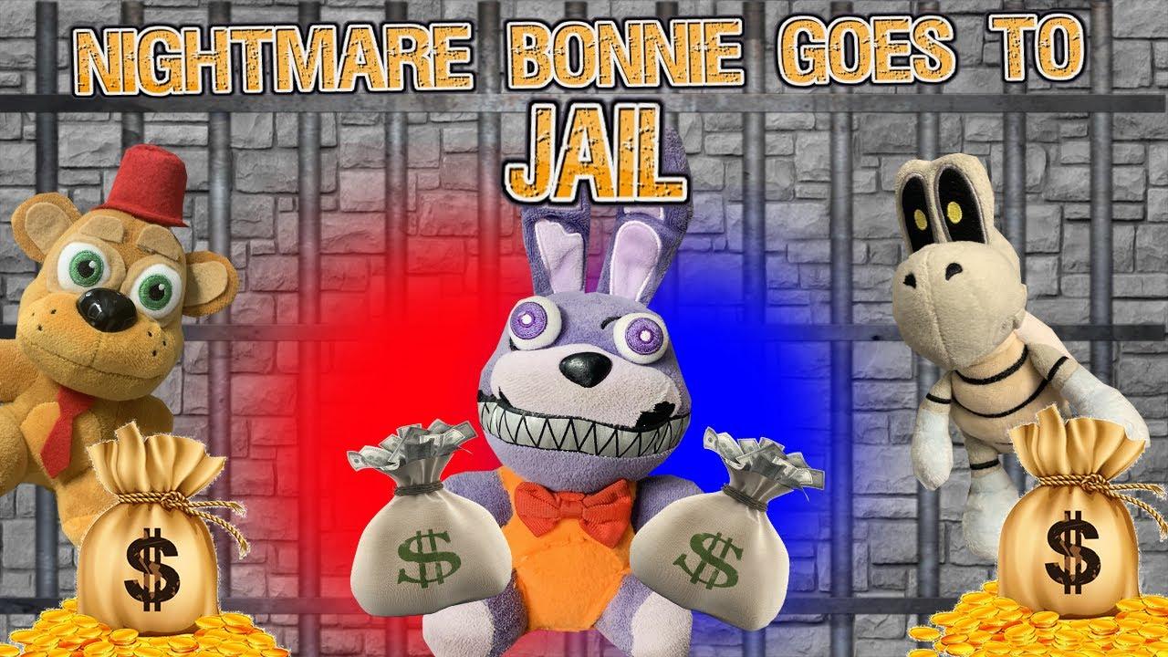Gw Movie- Nightmare Bonnie goes to JAIL
