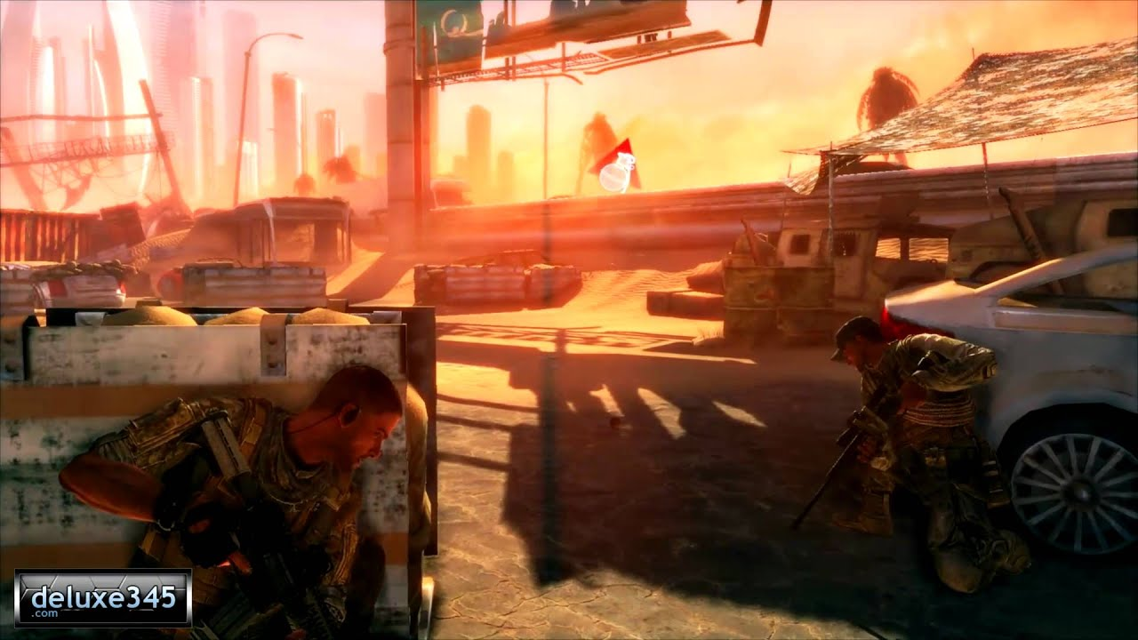 Spec Ops: The Line Gameplay (PC HD) - YouTube