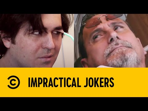Pranks At Dentist's Office | Impractical Jokers