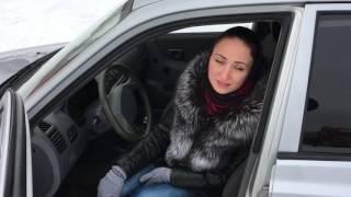 Видео отзыв от Александрины. Покупка хендай акцент на автомате смотреть