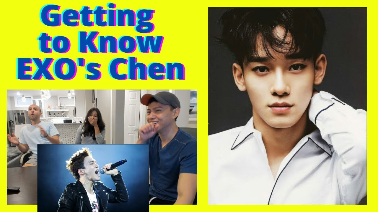 EXO (엑소) | A GUIDE TO EXO'S CHEN | Reaction video by Reactions Unlimited