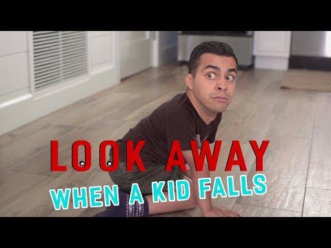 Look Away When A Kid Falls | David Lopez