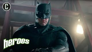 Batman Is Back With His Original Theme - Heroes