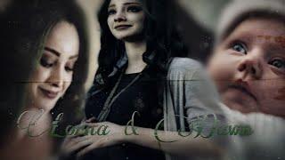 Lorna Dane & Dawn// Rockabye (2x02)