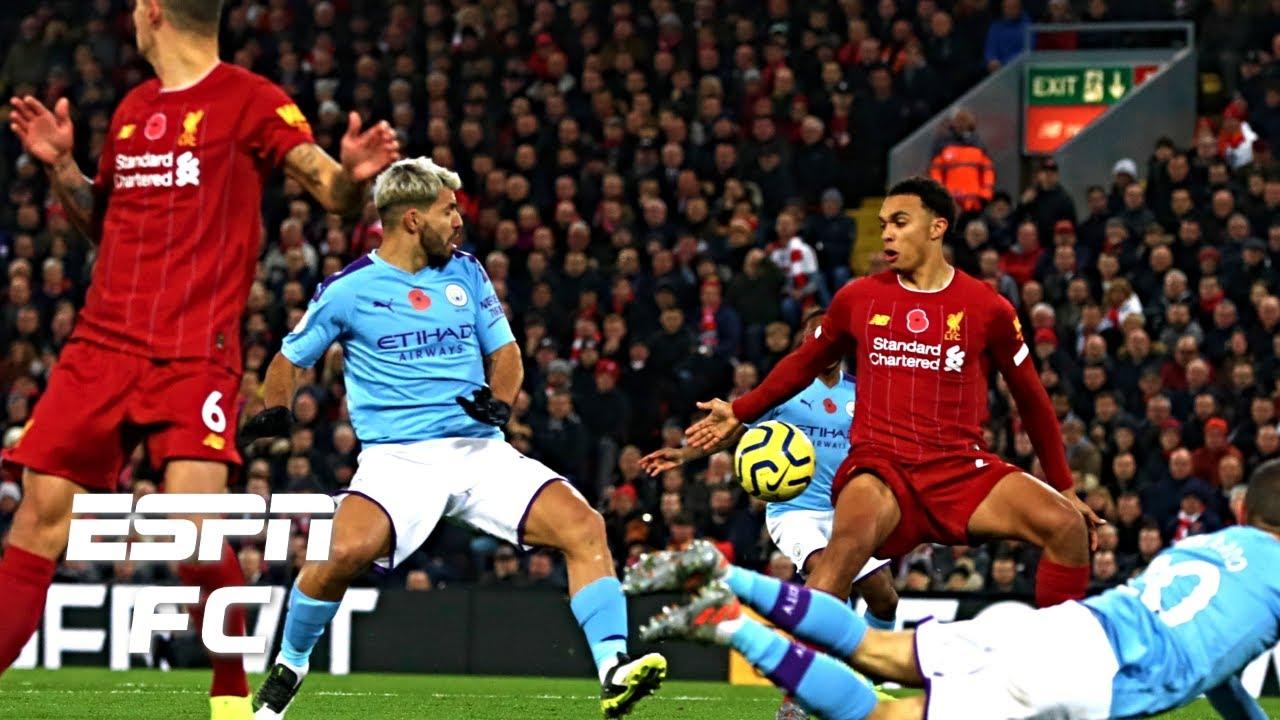 Ref's reason why Man City didnt get a handball vs. Liverpool was garbage - Steve Nicol  ESPN FC