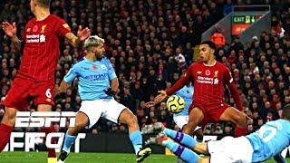 Ref's reason why Man City didn't get a handball vs. Liverpool was garbage - Steve Nicol | ESPN FC