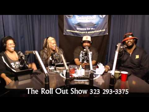 The Roll Out Show - GUEST: ACTOR CHI MC BRIDE 5-25-16