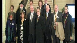 1916 Descendants visit Assembly