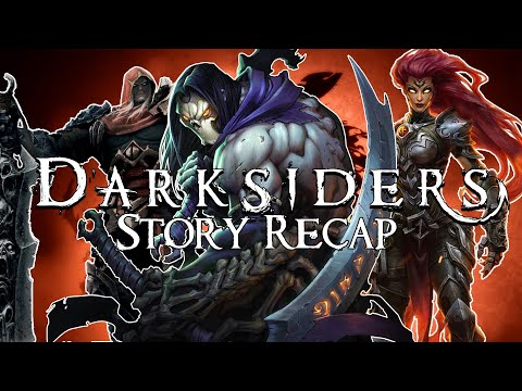 Darksiders Story Recap