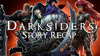 Darksiders Story Recap (Watch Before Darksiders: Genesis)