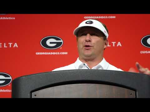 Kirby Smart Interview - Mississippi State Postgame