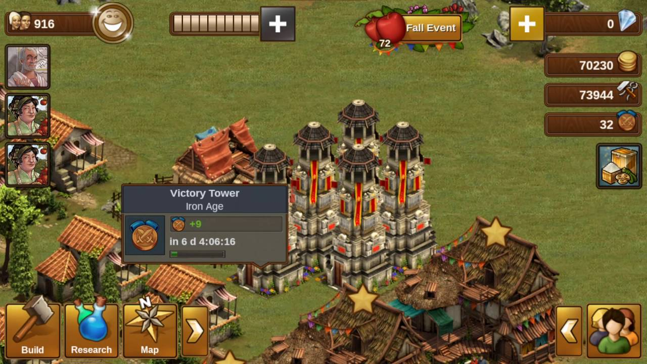 Latest Forge of Empires Tips, Tricks, Guide, Strategy and Cheats