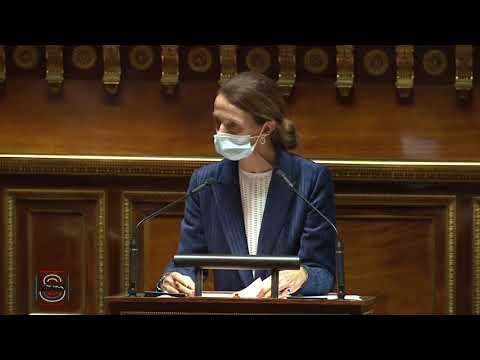 Vanina PAOLI-GAGIN : PJL Prorogation de l'état d'urgence sanitaire (nouvelle lecture)