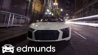 2017 Audi R8 Spyder | A Night Out With the V10
