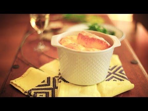 Rezept: Käse Soufflé